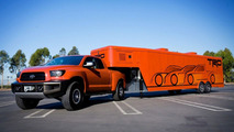 TRD Tundra Double Cab Off-Road Concept And Trailer – SEMA 2008
