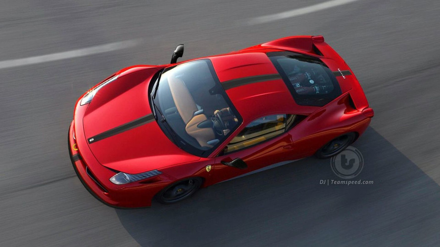 Ferrari 458 Scuderia heading to Frankfurt Motor Show with 600 HP - report