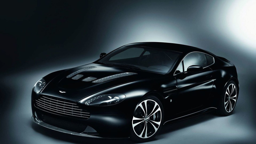Aston Martin V12 Vantage Carbon Black Edition driver banned 30 months from driving [video]