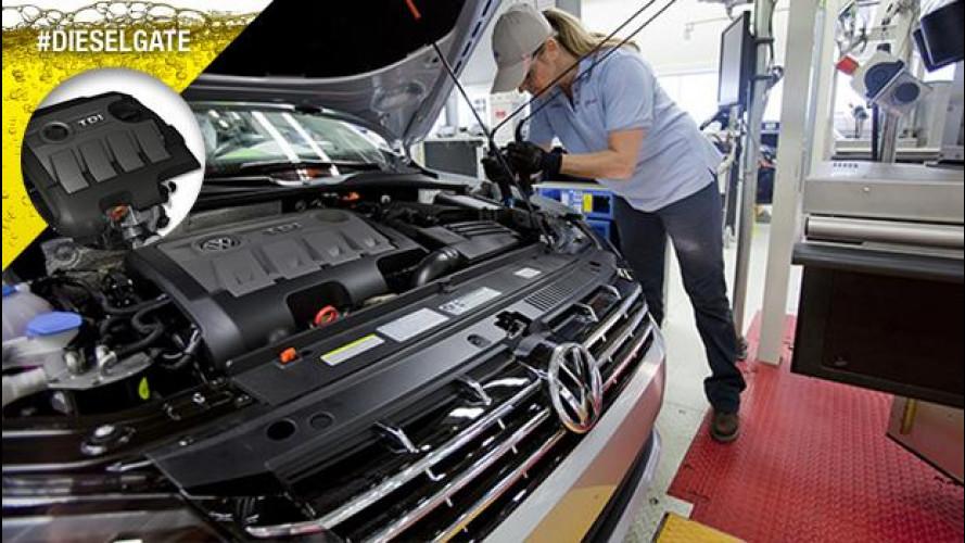 Dieselgate, la California boccia il richiamo proposto da Volkswagen