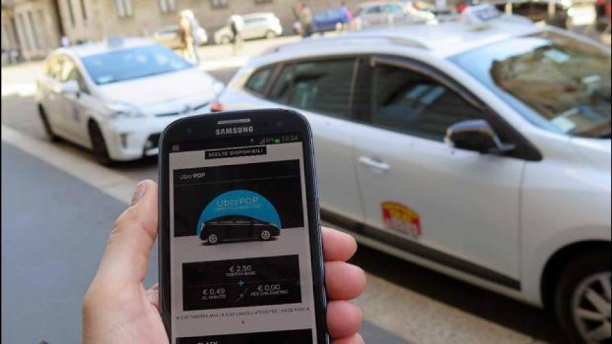 UberPop si ferma, da oggi il servizio è bloccato