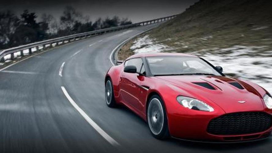 Aston Martin slashes V12 Zagato production - report