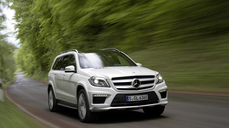 Mercedes working on a GL Coupe - report