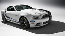 Ford Mustang Cobra Jet Concept presented at SEMA [video]