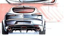 Mitsubishi Concept-Sportback sketch