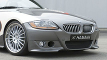 New HAMANN Front Skirt for the BMW Z4 Roadster