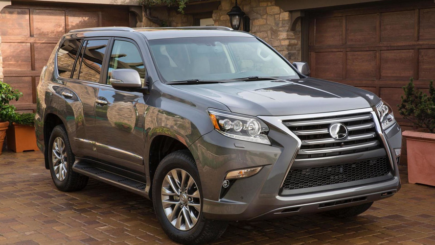 Lexus GX and LX facing an uncertain future