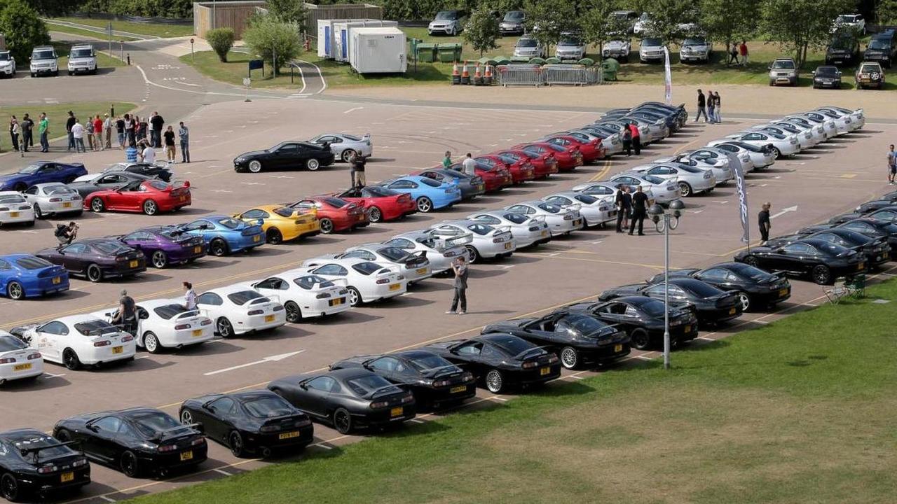 Toyota Supra Mk IV meeting 27.8.2013