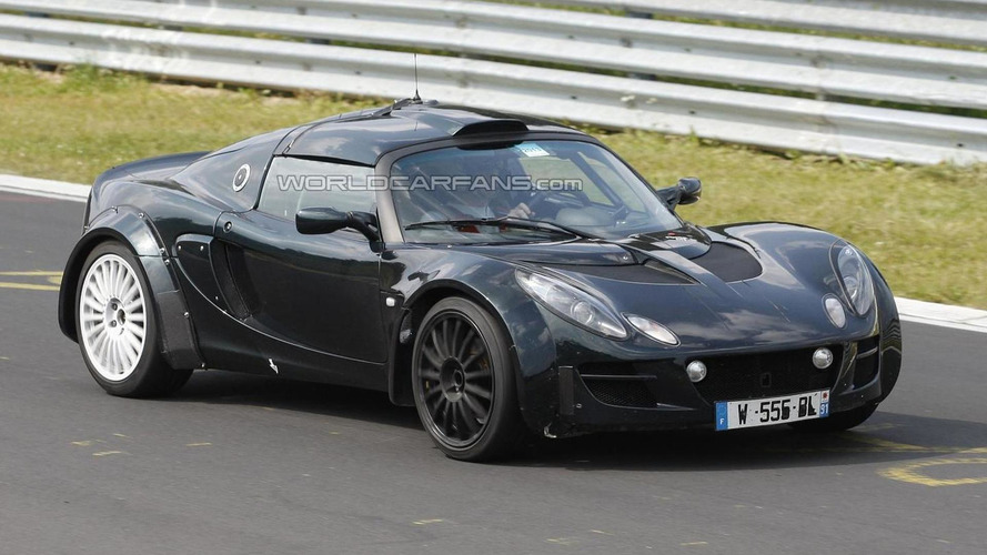 Caterham Alpine launching in 2016 with 250 bhp - report