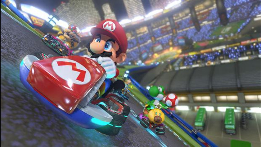 Mario Kart 8, Nintendo racconta tutto