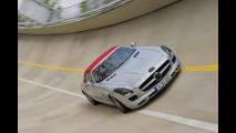 Mercedes SLS AMG Roadster. Prime foto