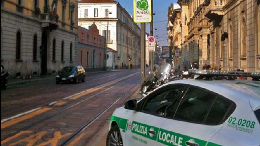 Area C rimane attiva: il TAR respinge la richiesta di sospensiva di Mediolanum Parking