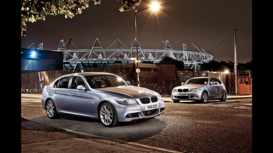 BMW ai Giochi Olimpici e Paraolimpici 2012