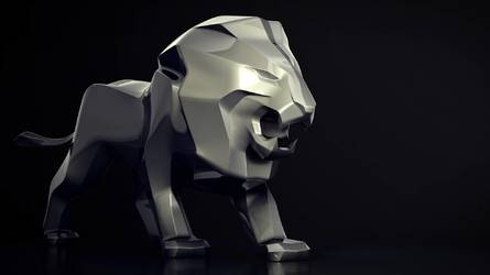 Peugeot is putting a huge lion on its Geneva show stand