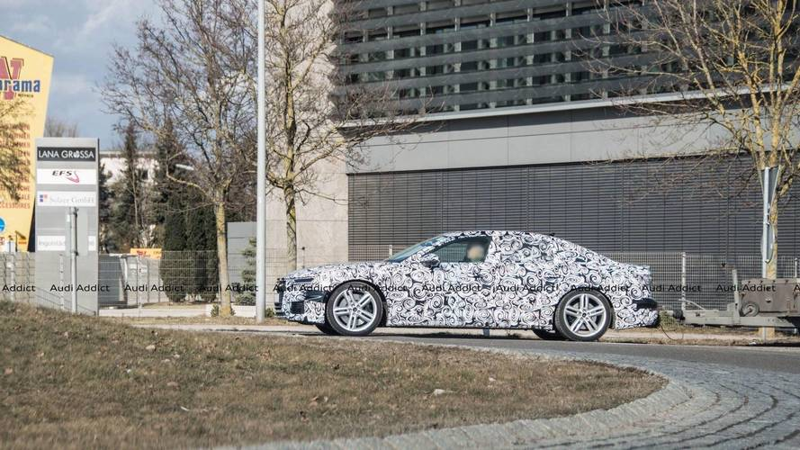 Audi S6 Sedan Caught From Afar Hiding Subtle Sporty Bits