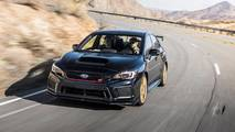 2018 Subaru WRX STI Type RA: İlk sürüş