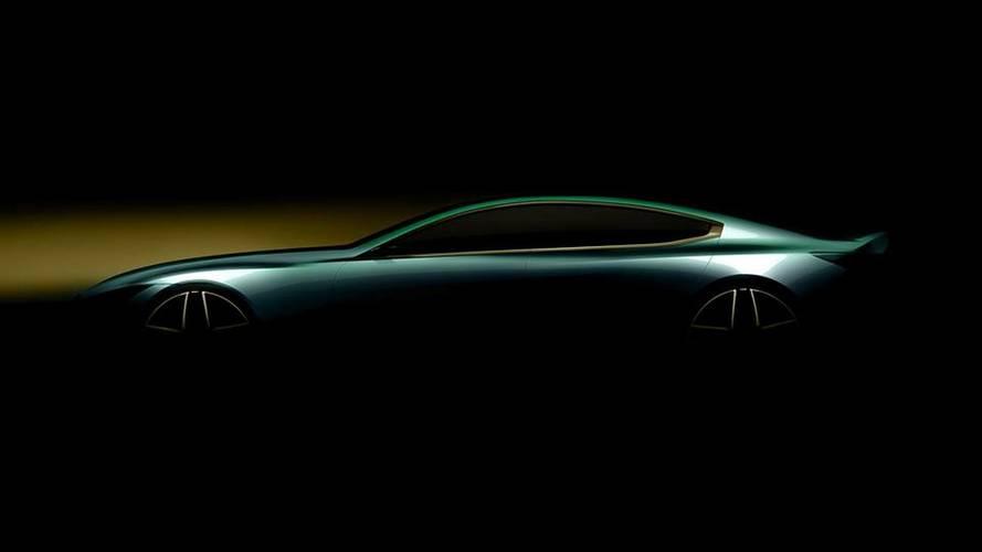 BMW, il teaser della novità per Ginevra
