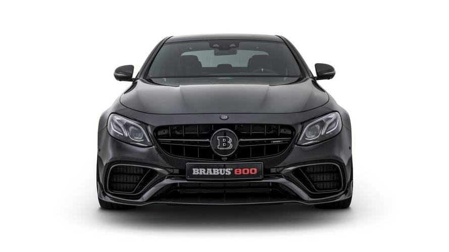 Brabus AMG E63 S süper otomobilleri aratmıyor