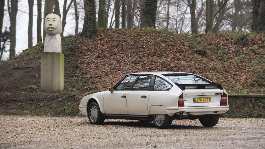 Citroën CX Concorde Artcurial