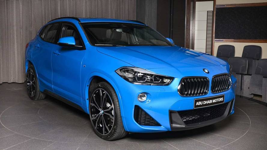 X2 M Sport Package For BMW Abu Dhabi Is Surprisingly Restrained