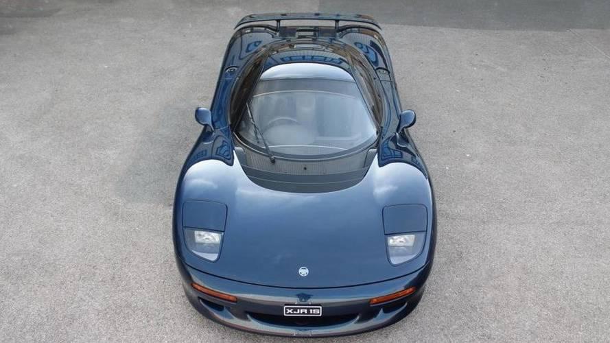 1991 Jaguar XJR-15 à vendre