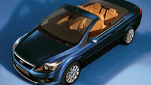 2008 Ford Focus Coupe-Cabriolet