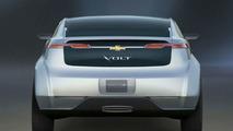 Electric Chevrolet Volt Concept Debut at NAIAS