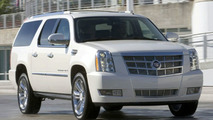 Cadillac Escalade Platinum Edition