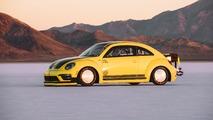 330 km/h : record de vitesse pour une VW Beetle à Bonneville