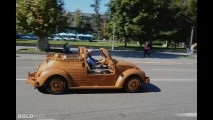 Volkswagen Beetle Wood Look