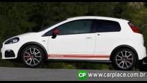 Fiat Punto Abarth chega ao Brasil em 2008 com motor turbo