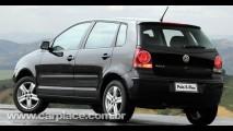 Sem reservatório de partida a frio: VW lança Polo E-Flex por R$ 47.490