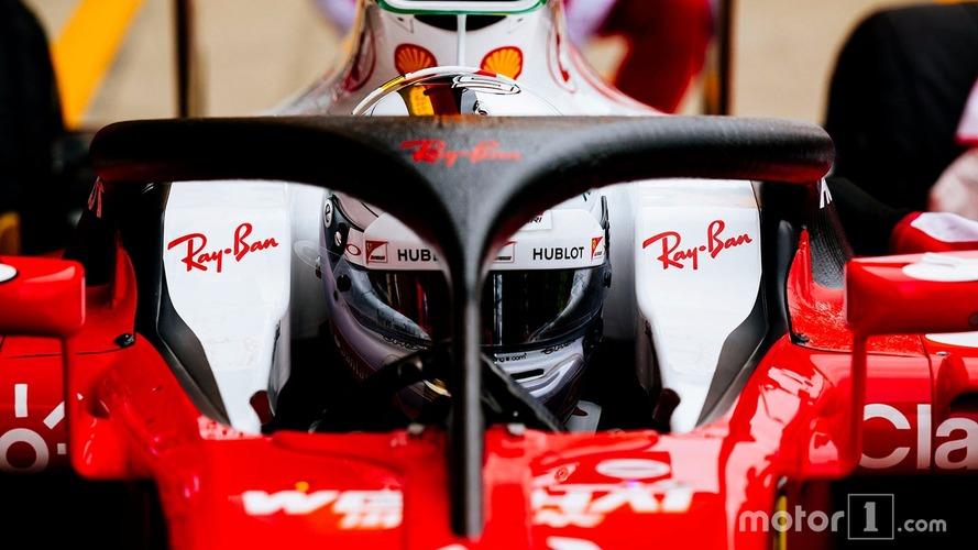 Formule 1 - Le Halo fera son apparition en 2018