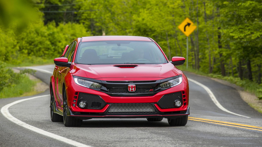 Amped-Up Honda Civic Type R On Sale July 14 For $40,890 [UPDATE]