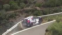 Rally kazası