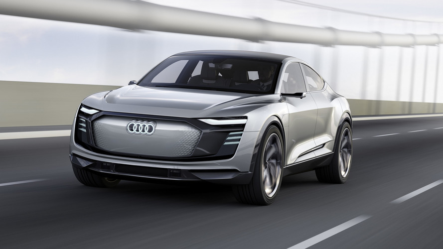 Audi E-Tron GT Rumored For 2022 Launch