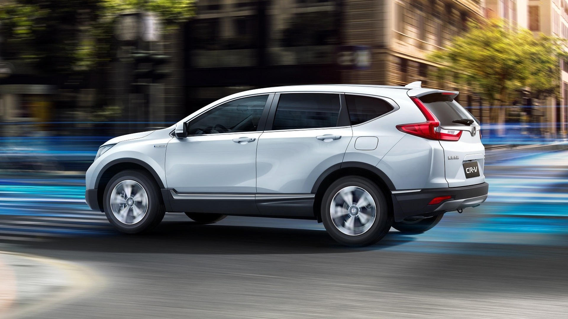 Honda Cr V Hybrid Likely Coming To U S