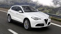 Alfa Romeo futuros SUV