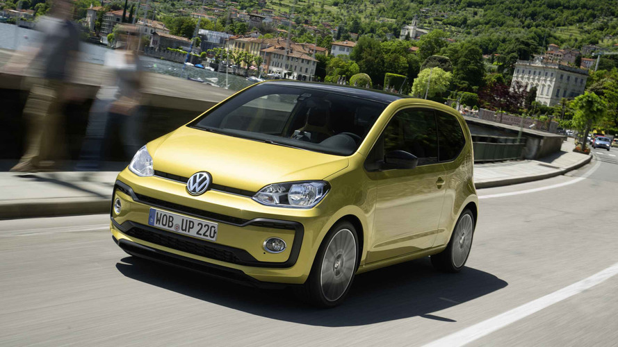 Will the next-generation Volkswagen Up go electric?