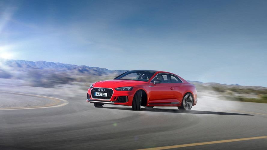 Vidéo compteur - Le 0 à 160 km/h en Audi RS5 (2017)