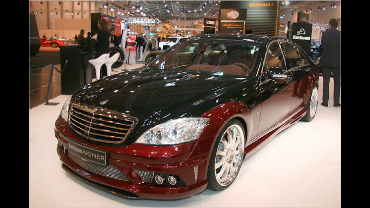 Carlsson Mercedes S-Klasse Business
