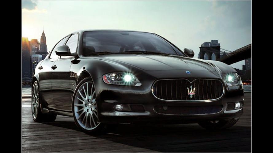 Maserati: Neuer Absatzrekord im Jahr 2008