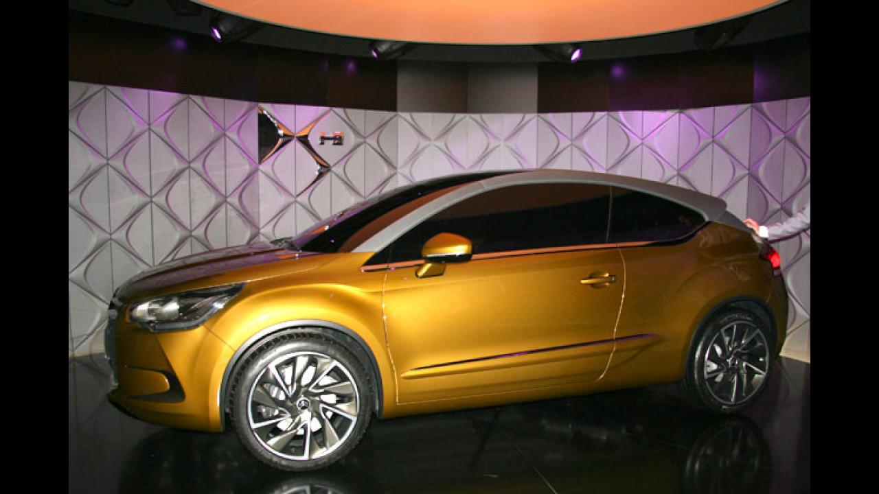 Citroën DS High Rider