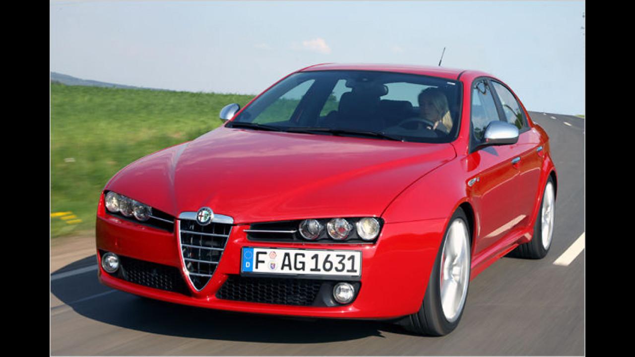 Männerauto: Alfa 159