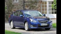 Subaru gibt Gas