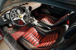 '71 Ferrari Daytona is World's First 'Condo Find'