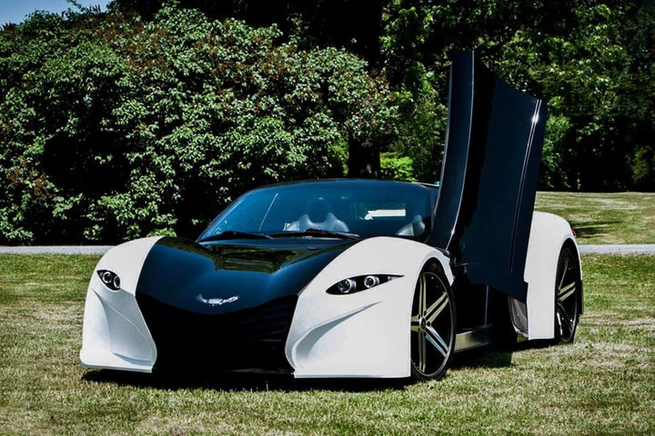 Dubuc Tomahawk EV Supercar Claims 0-60 MPH in 3 Seconds