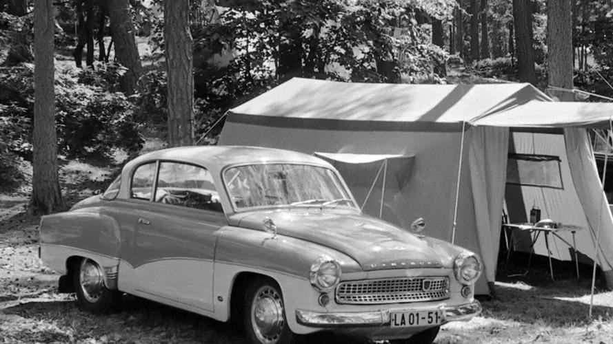 Soviet Bloc Cars Were: Wartburg 311 Coupe