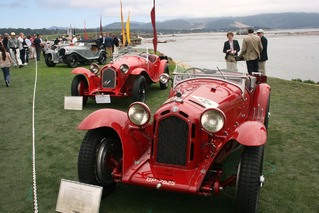 Alfa Romeo 8C 2300