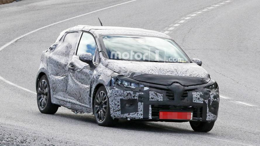 2019 Renault Clio Spied For The Very First Time